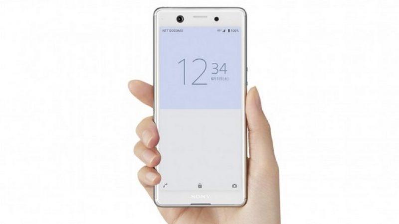 Sony Xperia Ace : un smartphone 5 pouces sous Android Pie