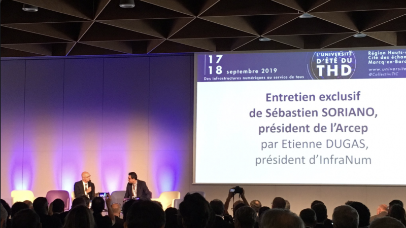 80% des Français seront bien éligibles à la fibre en 2022, les industriels du secteur en sont désormais certains à 100%