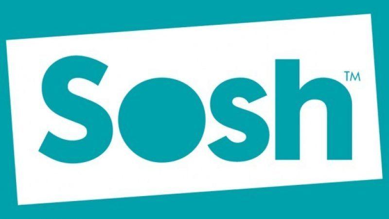 Sosh : le forfait 50 Go en promo à 14,99 euros par mois
