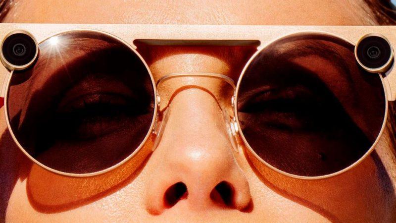 """Snapchat continue avec ses lunettes connectées en présentant une troisième version de ses """"Spectacles"""""""