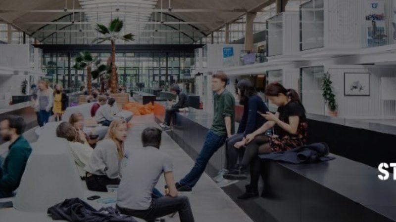 Station F propose pour la première fois un camp d'été, pour initier des adolescents au monde des start-ups