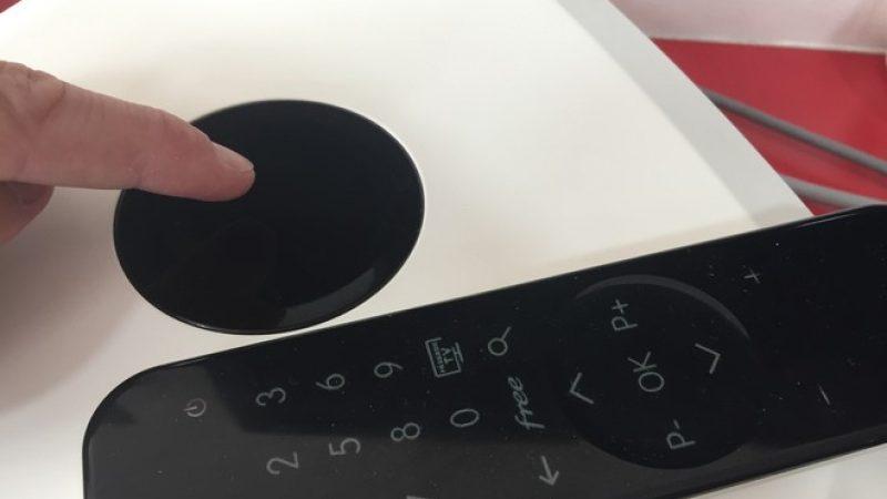 Le saviez-vous ? Vous pouvez mettre le player Freebox Delta en sourdine avec la surface tactile
