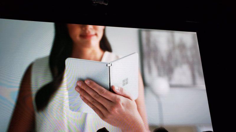 Microsoft veut revenir sur le marché des smartphones en 2020 avec le Surface Duo