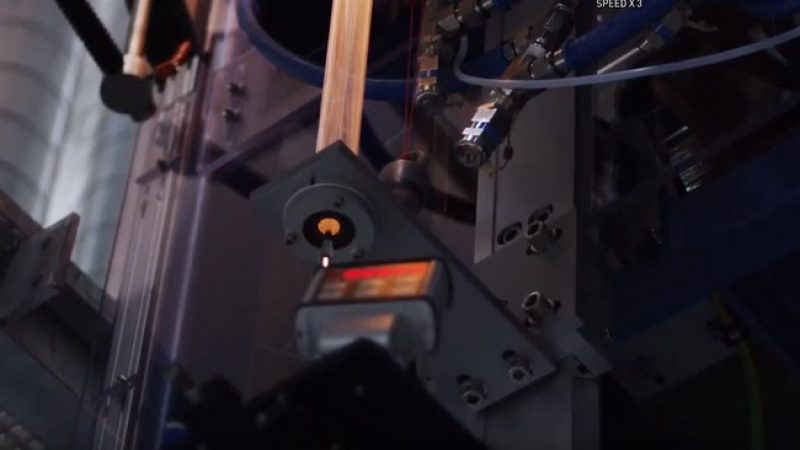 Fibre optique : sa fabrication expliquée dans une vidéo