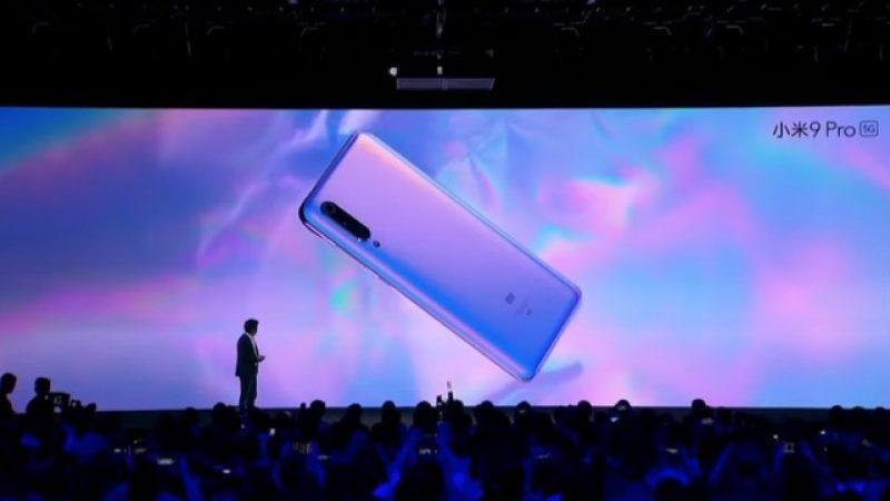 Xiaomi Mi 9 Pro 5G :  la marque dévoile un smartphone équipé du chipset Snapdragon 855+ et d'une charge rapide 40 Watts