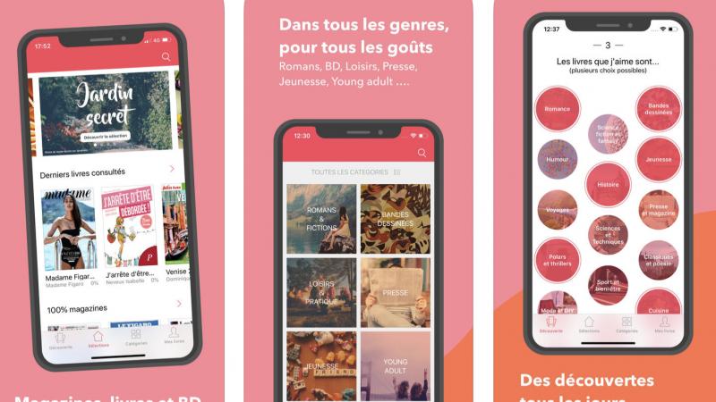 Abonnés Freebox et Free Mobile : l'application Youboox se met à jour et intègre une nouvelle fonctionnalité très appréciée