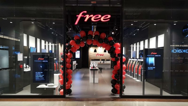 Free : découvrez son 72ème Free Center, inauguré dans l'un des plus grands centres commerciaux d'Europe