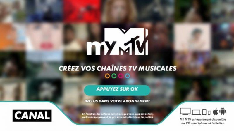 Tuto : Créez vos propres chaînes musicales sur Freebox Révolution avec le nouveau service myMTV