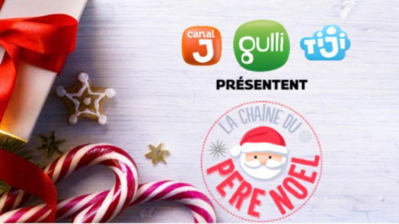 Chaine Du Pere Noel La chaîne du Père Noël de retour le 23 novembre en exclusivité