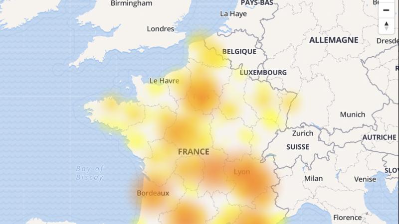 [MàJ] Incident réseau en cours sur une partie du réseau Free : des abonnés Freebox impactés dans plusieurs régions