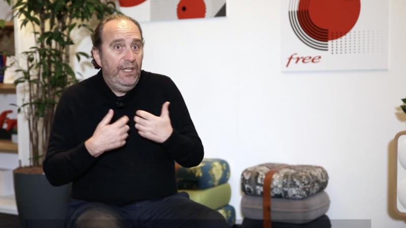 Freebox Delta : Xavier Niel revient sur le partenariat entre Free et Younited