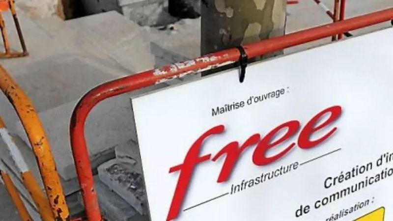Mise à jour de Free-réseau, l'application qui vous permet de connaître l'état du réseau ADSL et fibre de Free
