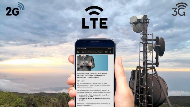 Déploiement : Free franchit la barre des 200 sites autorisés à La Réunion
