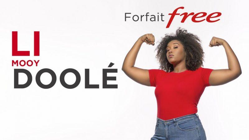 Free lance son routeur de poche 4G au Sénégal
