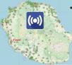 Découvrez la répartition des antennes mobiles Free 3G/4G sur Le Tampon
