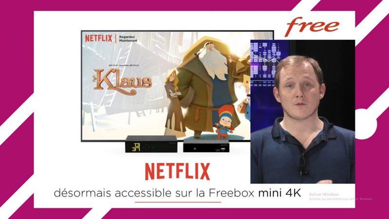 """""""Totalement Fibrés""""  : Netflix se propage sur les Freebox, Free lance """"Le Club Freenautes"""",  des antennes mobile qui inquiètent, etc."""