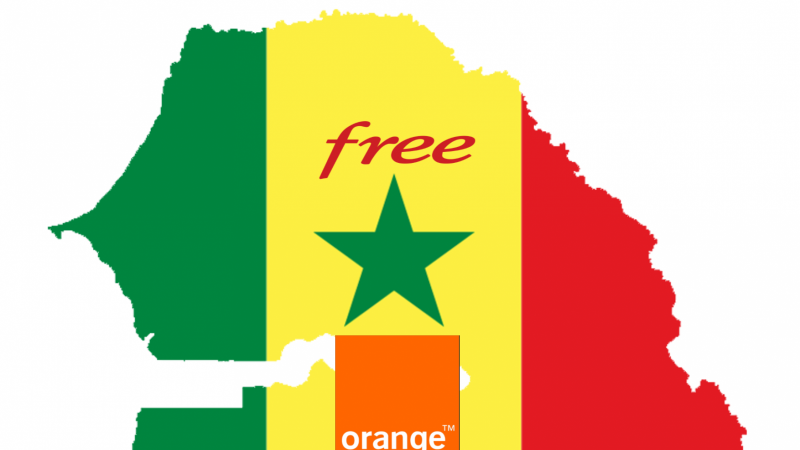 Orange répond aux offres Free au Sénégal