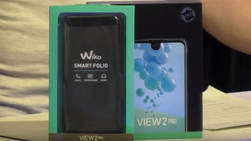 Concours Univers-Freebox : dites les mots magiques et remportez un Wiko View 2 Pro et ses accessoires