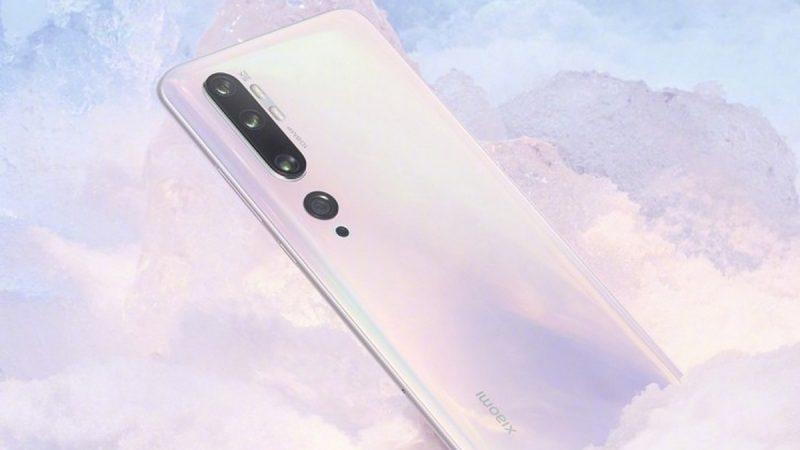 Xiaomi officialise son smartphone Mi CC9 Pro avec capteur photo 108 Mégapixels qui devrait devenir le Mi Note 10 en France
