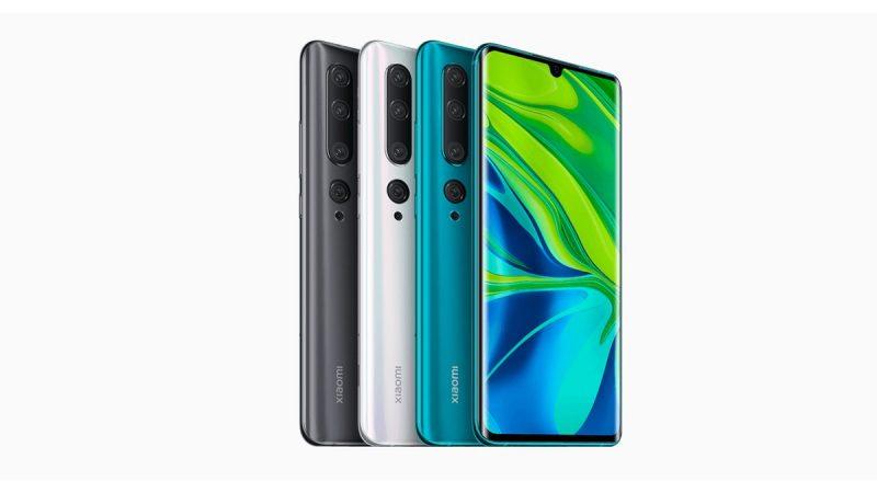 Xiaomi annonce la disponibilité prochaine de ses nouveaux smartphones Mi Note 10 et Redmi Note 8T chez Free Mobile