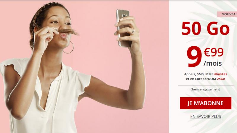 Free lance un Spot TV pour son offre Free Réunion 50Go à 9€99