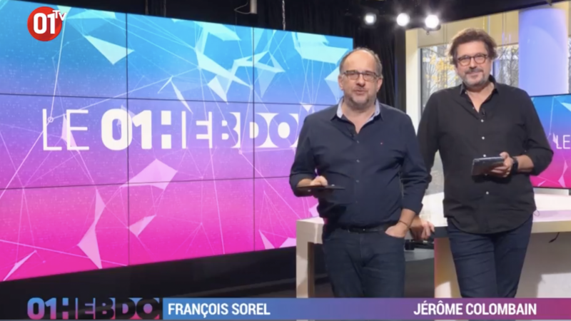 Altice va lancer la chaîne linéaire 01TV sur les box de SFR et Orange, Free et Bouygues pourraient suivre