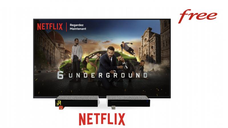 Après la Mini 4K, Netflix débarque officiellement sur la Freebox Révolution