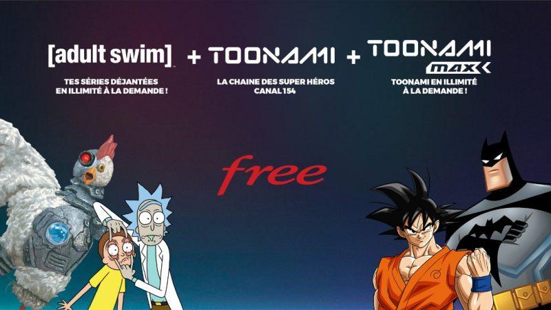 Free lance un pack pour jeunes adultes et fans de super-héros avec deux nouveaux services VOD en illimité