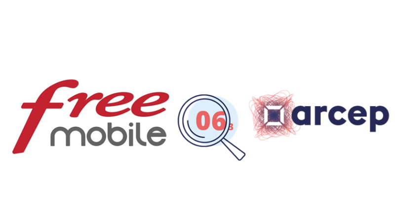 Free Caraïbe : L'ARCEP delivre plusieurs blocs de numéros à Free Mobile