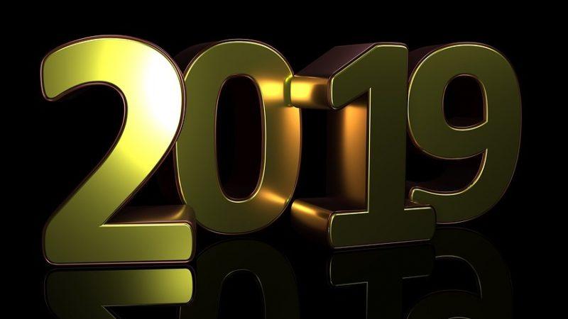 Toute l'équipe d'Univers Freebox vous souhaite une bonne et heureuse année 2019 !
