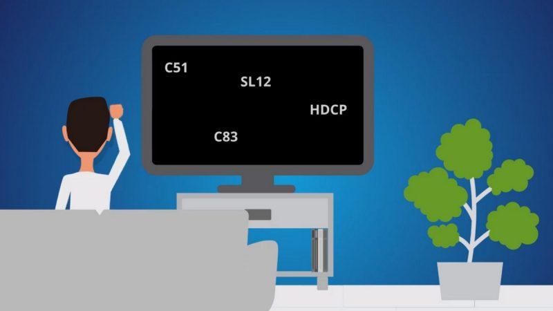 Dans une vidéo, SFR liste les solutions à essayer en cas de code d'erreur affiché sur le téléviseur