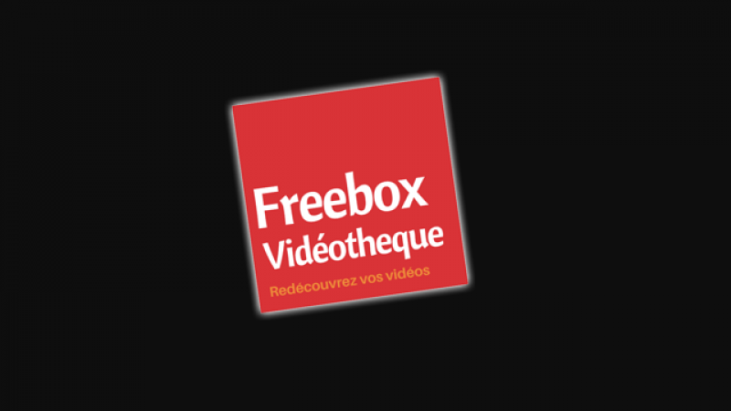 Freebox Vidéothèque en promo pour cette fin d'année, sur Freebox Révolution et Delta