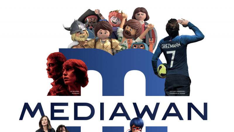 Mediawan (Xavier Niel) prévoit de nouvelles acquisitions en 2020, Netflix et Amazon représentent déjà 15% de ses ventes