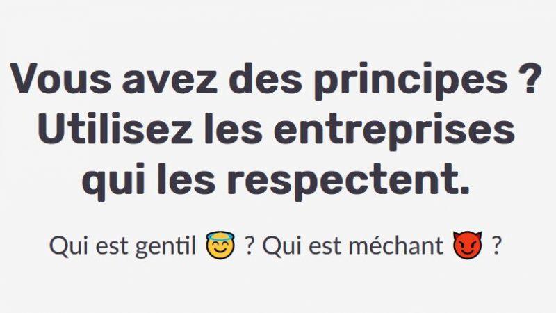 Un site place Free Mobile et Bouygues devant Orange et SFR en termes d'éthique, ces derniers répondent aux critiques