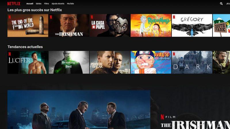 Netflix : le service de SVOD teste une nouvelle fonctionnalité