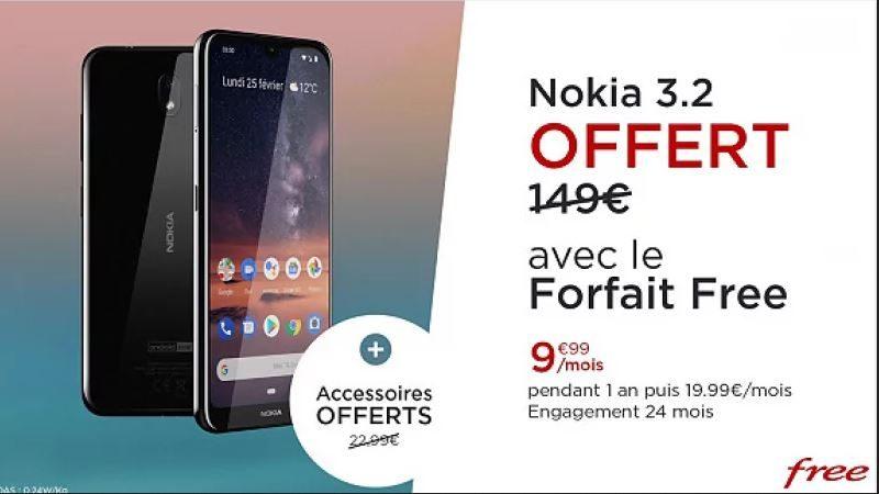 Offre spéciale de Free Mobile sur Veepee: le smartphone est en rupture de stock