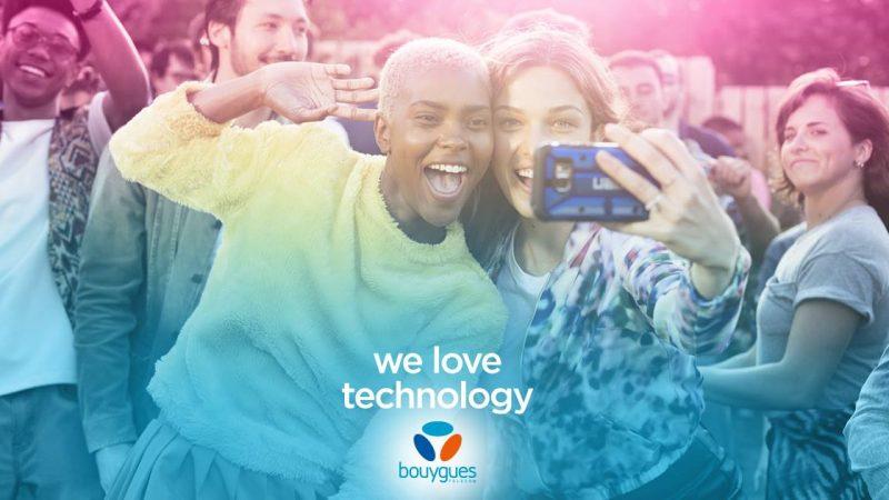 Bouygues Telecom revoit en profondeur l'identité de sa marque et se dote d'un nouveau slogan