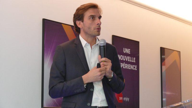 SFR : nomination d'un nouveau directeur général pour relever les grands défis de l'opérateur