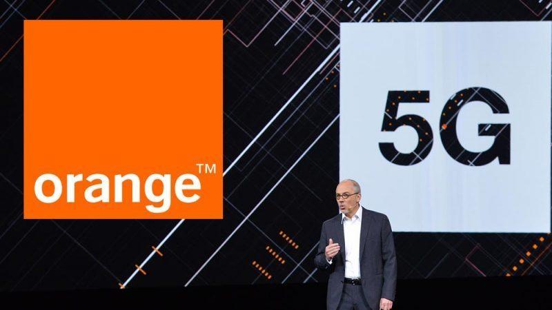 Orange choisit Ericsson et Nokia pour son réseau 5G