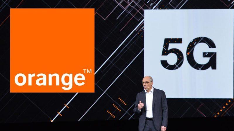 """Plus de data, plus de débit, Orange annonce le lancement de sa première offre 5G cet été  """"à un prix attractif"""" proche de la 4G"""