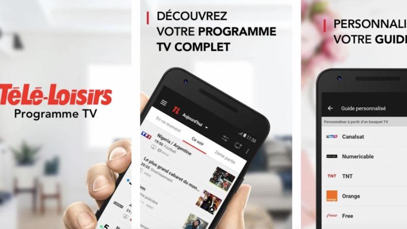 Télé Loisirs : l'application utilisable comme télécommande virtuelle sur Freebox, se met à jour