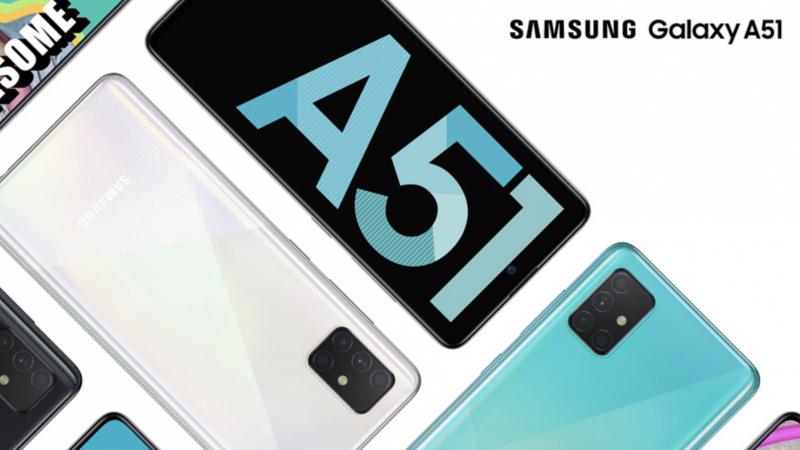Free Mobile : le nouveau Samsung Galaxy A51 débarque déjà dans la boutique en ligne