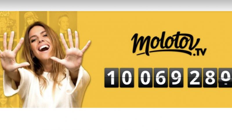 Molotov compte désormais 10 millions d'utilisateurs et annonce l'arrivée prochaine de nouvelles chaînes et fonctionnalités inédites
