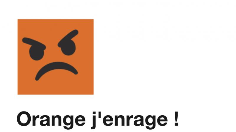 """Clin d'oeil : le collectif """"Orange j'enrage"""" lance une carte collaborative pour dénoncer """"l'état déplorable du réseau cuivre"""" de l'opérateur historique"""