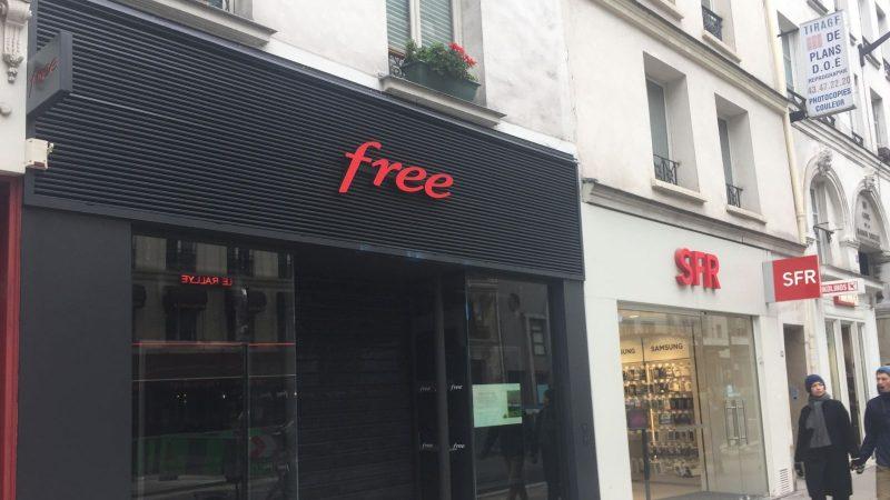 Free en route vers l'ouverture d'une nouvelle boutique mais où au juste ?