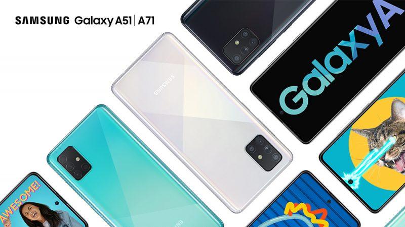 Samsung Galaxy A51: le smartphone milieu de gamme est déjà disponible en précommande, découvrez son prix et la date de sortie