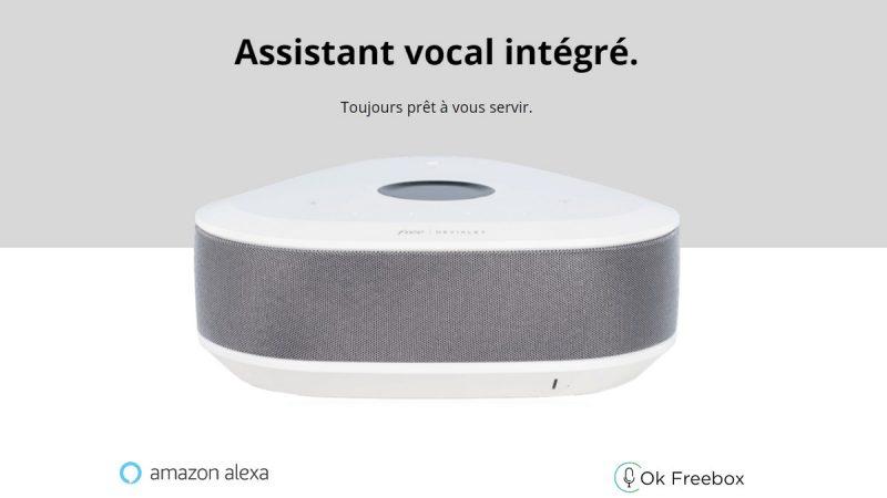 Amazon présente les capacités domotiques d'Alexa, dont profite notamment la Freebox Delta