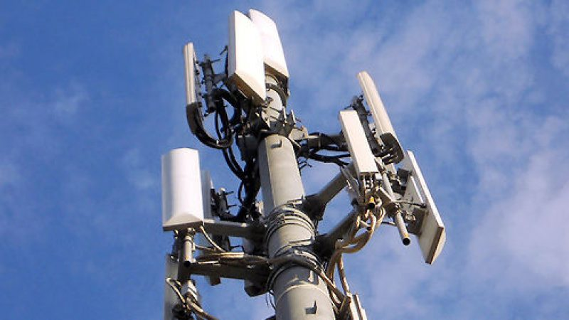 Découvrez la répartition des antennes mobiles Free 3G/4G sur Brest