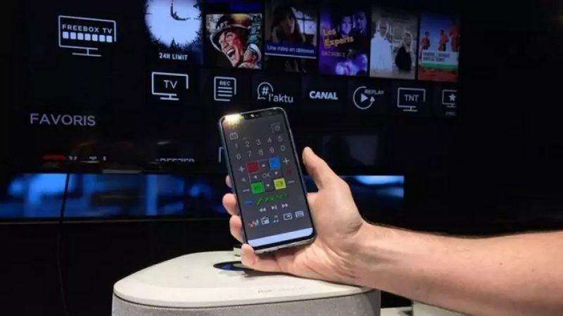 Freeteuse : l'application de télécommande Freebox améliore son fonctionnement