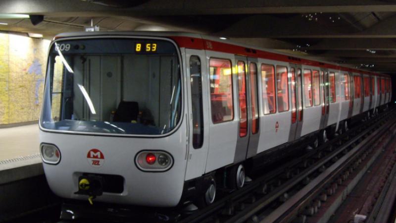 Clin d'oeil : le réseau 4G du métro de Lyon plus rapide qu'à l'extérieur